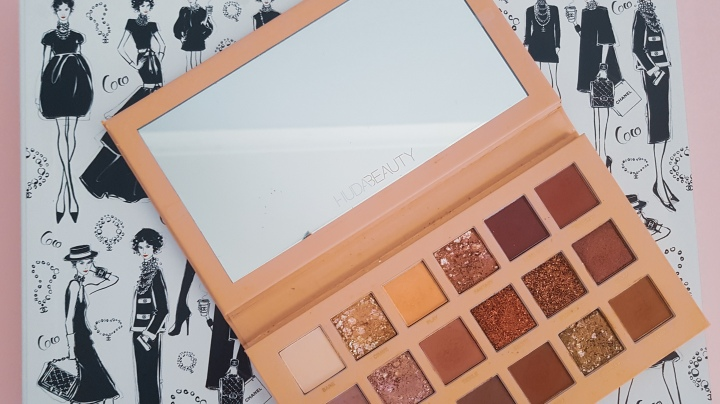 Bare All: New Nude by Huda Beauty